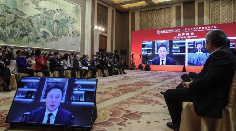 Elon Musk, Tesla Araçlarının Çin'de Casusluk İçin Kullanıldığını Yalanladı