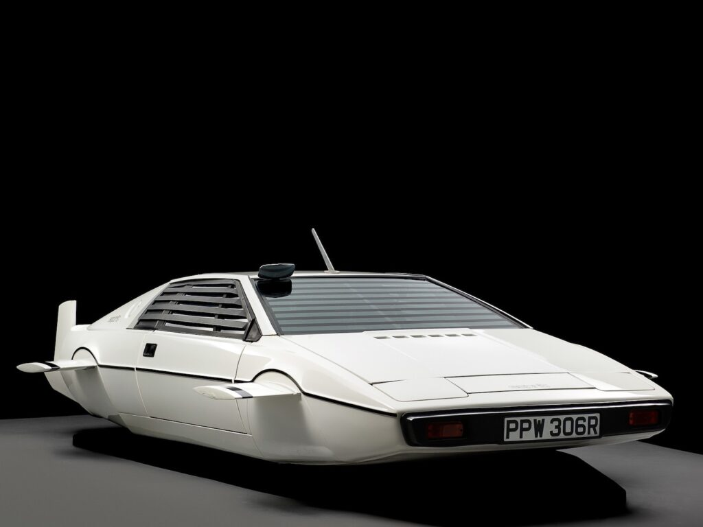 James Bond Arabası