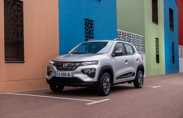Elektrikli Dacia Spring Geliyor