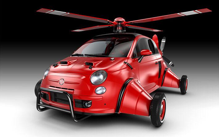 Geleceğin Arabaları geleceğin araçları