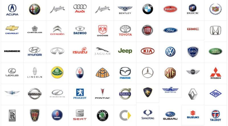 Araba Markaları Hakkındaki Bilgini Ölçüyoruz!