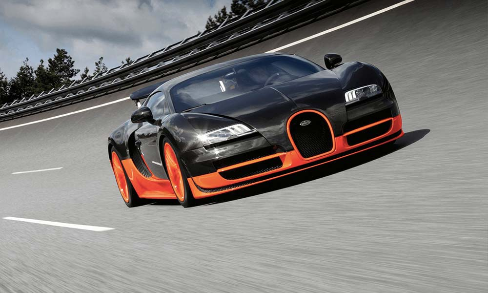 Dünyanın en hızlı arabaları