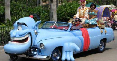 Disney arabaları