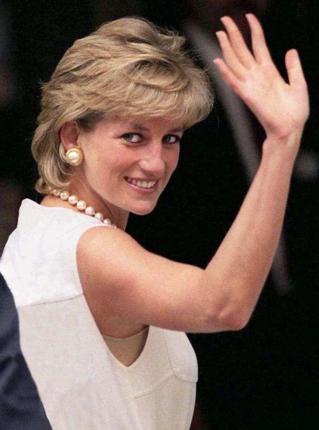 Diana, Galler Prensesi