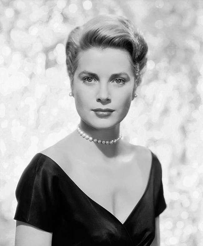 Araba Kazalarında Ölen Ünlüler Grace Kelly