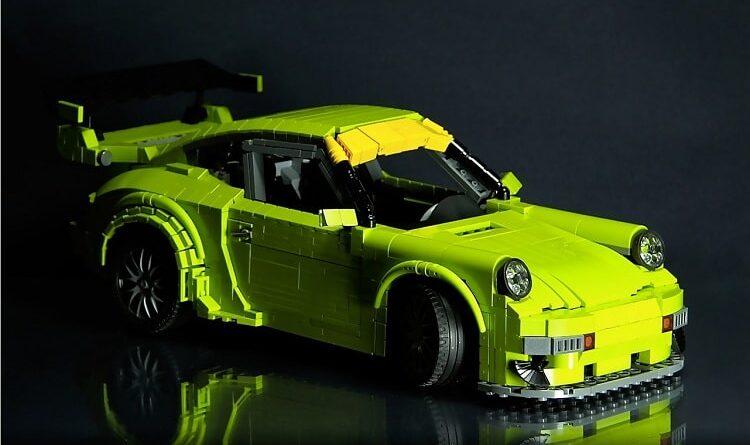 10 İnanılmaz Lego Arabası