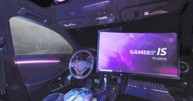 Lexus Oyuncular İçin Araba Üretti