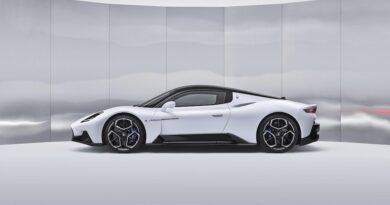 Maserati MC20'nin Tasarım Hikayesi