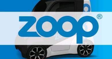 mini araç zoop