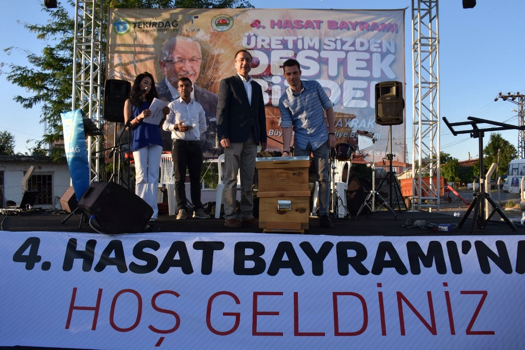 Trakya Festivalleri Tekirdağ Hasat Bayramı