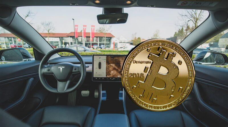 bitcoin ile tesla almak