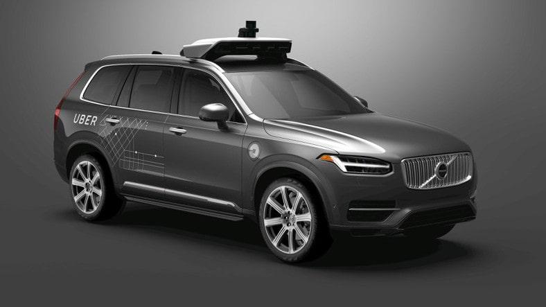 Uber Otonom Araçlar İçin Volvo İle Anlaştı
