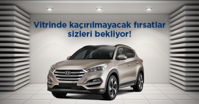 Hyundai Nisan Ayı Kampanyaları