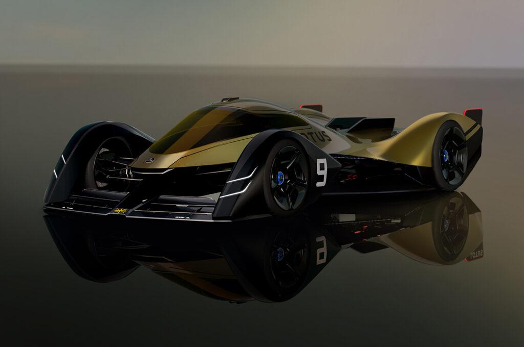 Lotus ER9