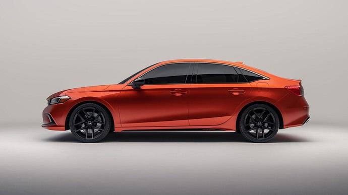 2022 Model Honda Civic Sedan
