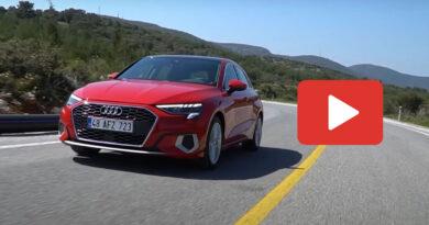 Yeni Audi A3 İnceleme, Test Sürüşü