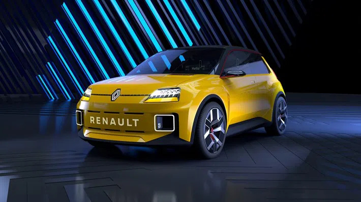 Renault 5 Elektrikli