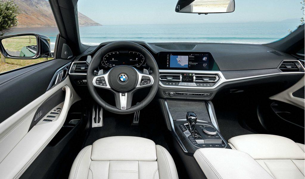 Yeni BMW 4 Cabrio