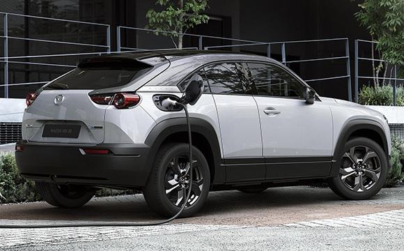 Mazda Elektrifikasyon