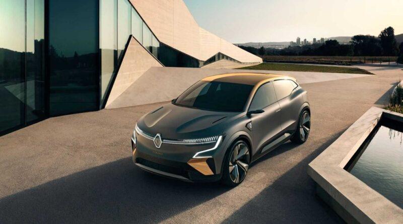 Yeni Renault Megane eVision