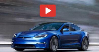 Tesla Model S Plaid Hız Testi