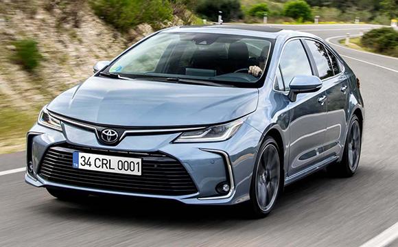 Toyota İlk 6 Ayda Büyük Bir Çıkış Yakaladı