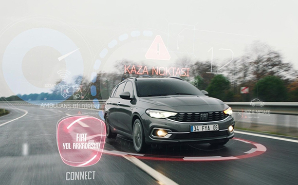 Fiat Yol Arkadaşım Connect