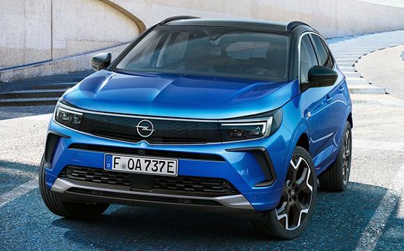 Opel Grandland Makyajlandı