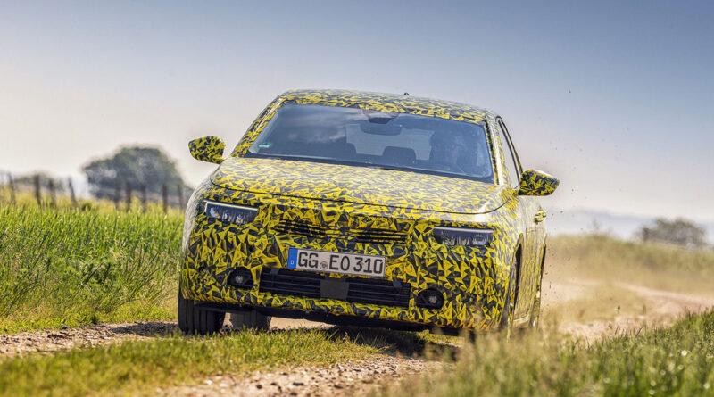 Yeni Opel Astra