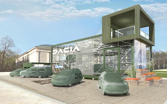 Dacia 7 Koltuklu Modeli