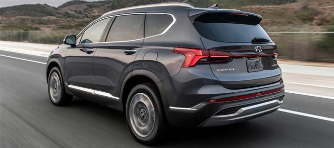 Hyundai Santa Fe 889 bin TL'den Satışa Çıkıyor