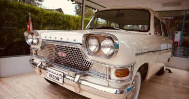 Devrim Otomobili Müzesi kapılarını Açtı