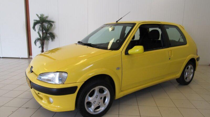 Peugeot 106 30 Yaşında!