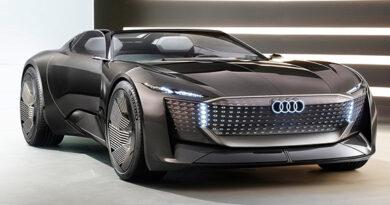Audi'nin Geleceği; Audi Skysphere Concept