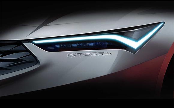 Yeni Honda Integra