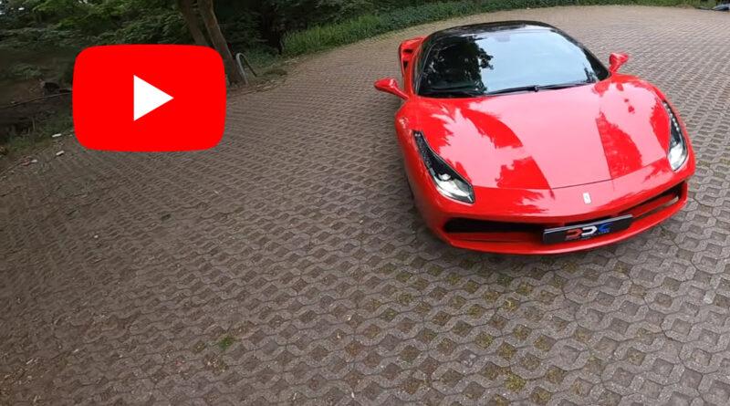 Ferrari 488 Hız Testi