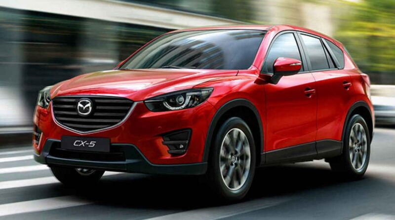 Mazda CX-5 Dayanıklılık Testini Başarıyla Geçti