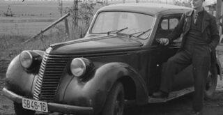 en eski araba markası